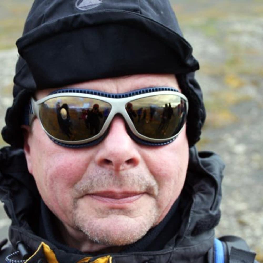 Geologische excursie Spitsbergen augustus 2006