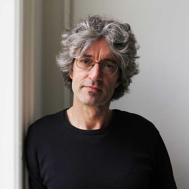 Richard Kühne, profielfoto.